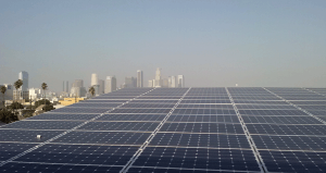 36.5 KW Roof Mounted PV Apartment System  Los Angeles, California