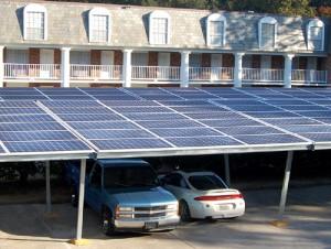 54 KW Solar PV Apartment System  Baton Rouge, LA